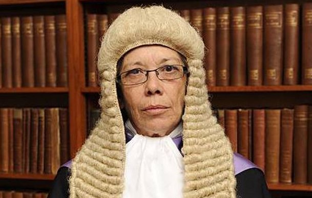Patricia Lynch QC of Chelmsford Crown Court