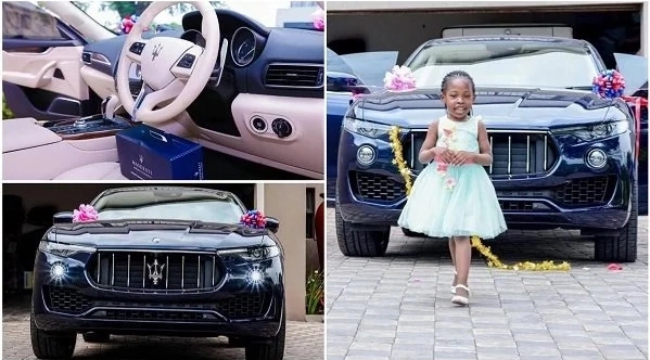 Pastor Buys 6 Year Old Daughter Maserati As Birthday Gift
