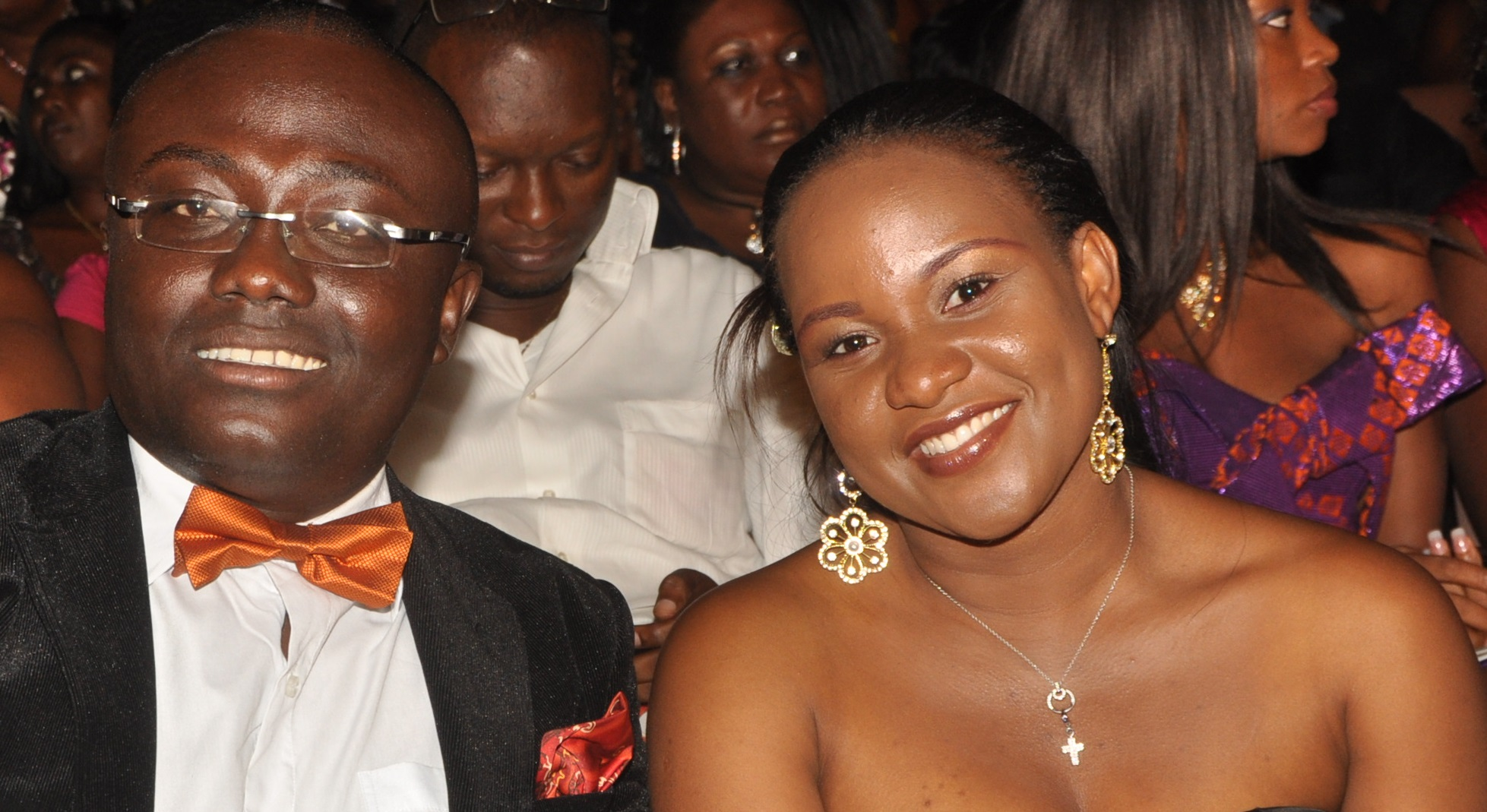 SEE: Bola Ray, wife renew marital vows - Prime News Ghana