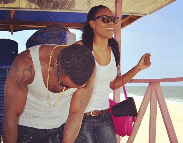 I miss Yvonne Nelson terribly - Iyanya confesses - Prime News Ghana