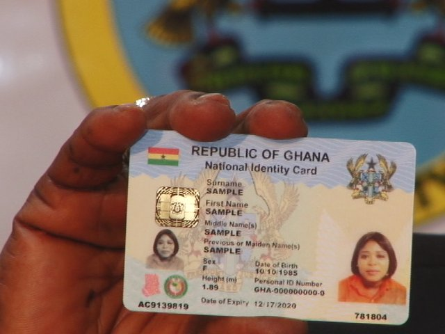 NIA unveils new ID card