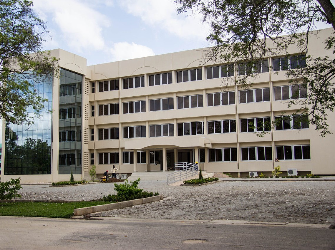 An educational institution in Ghana