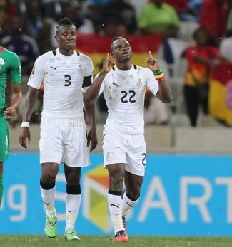 Gyan's spirit is with us despite injury-Wakaso - Prime News Ghana