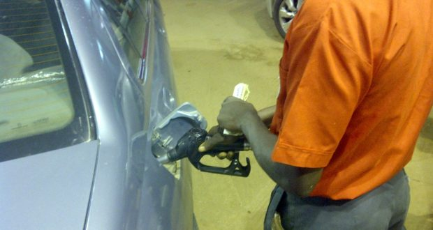 Fuel Station in Ghana