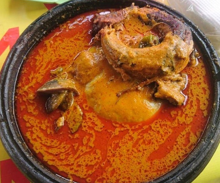 How to prepare Palm Nut Soup