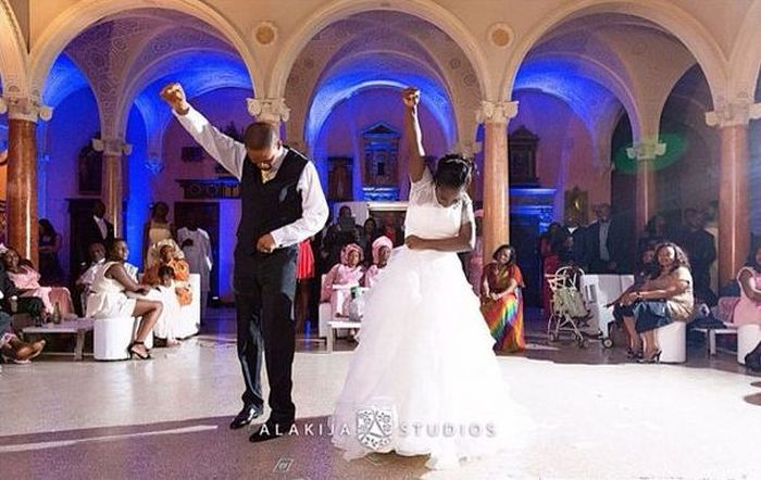 Ghanaian weddings