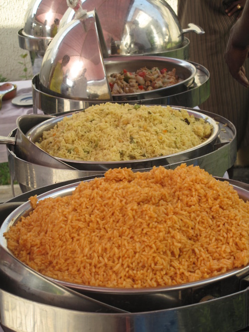 5 Ghanaian dishes made from rice