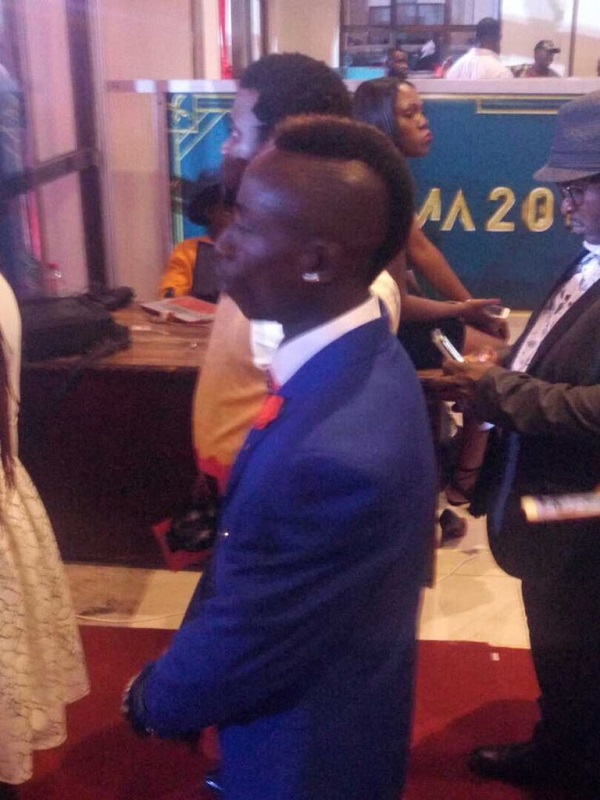Patapaa at the VGMA