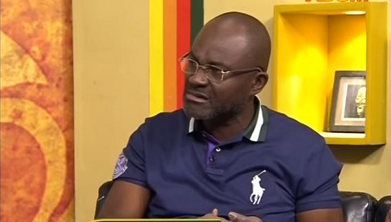 Obinim Sticker: Mahama is uncivilized – Ken Agyapong