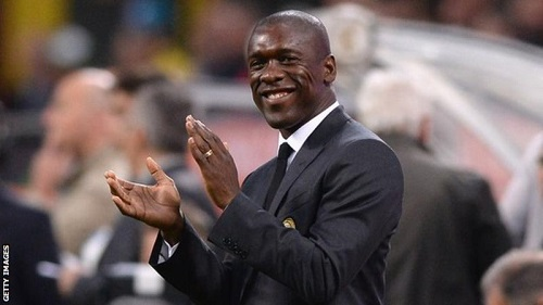 Clarence Seedorf's new deal as Cameroon manager takes him through to 2022