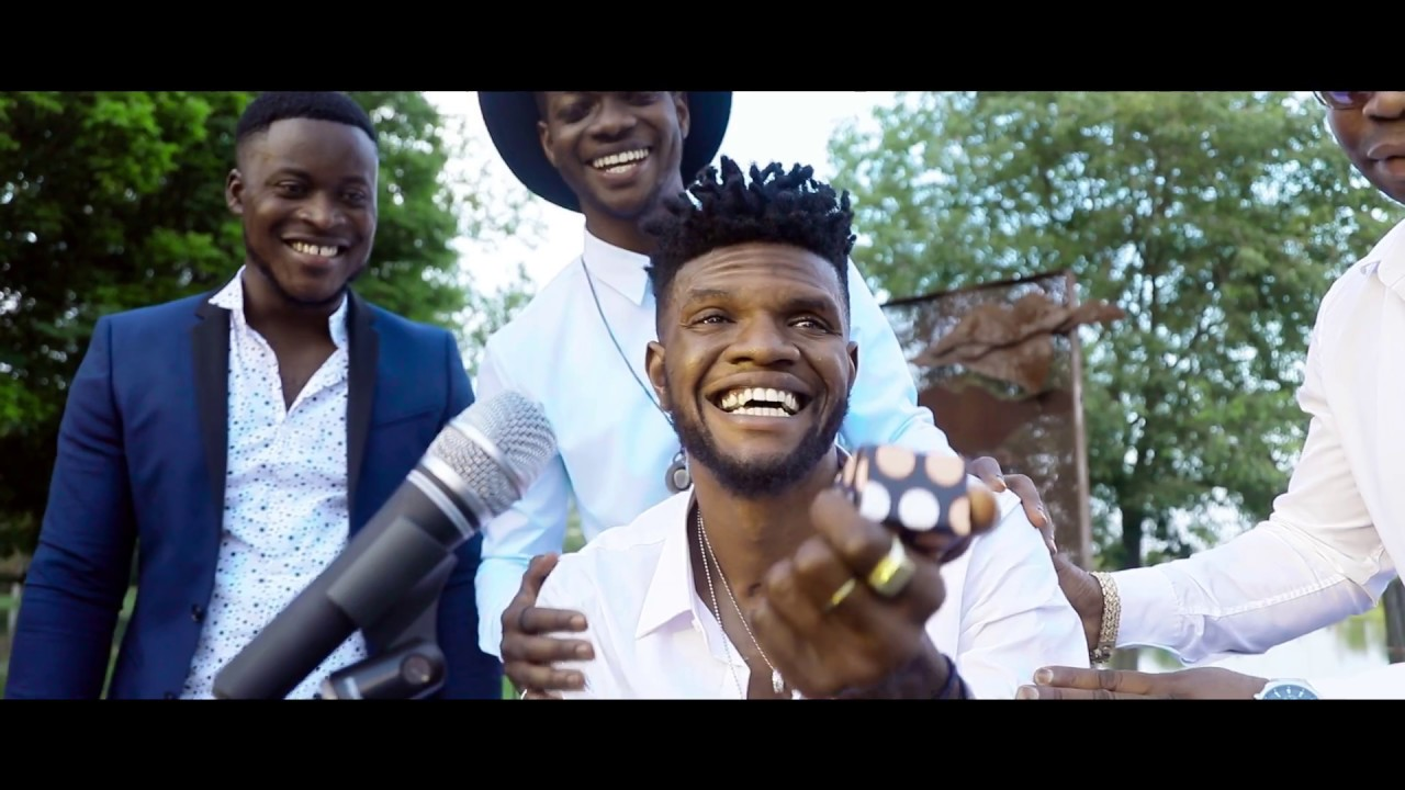 Ogidi Brown features Strongman Burner on his new music