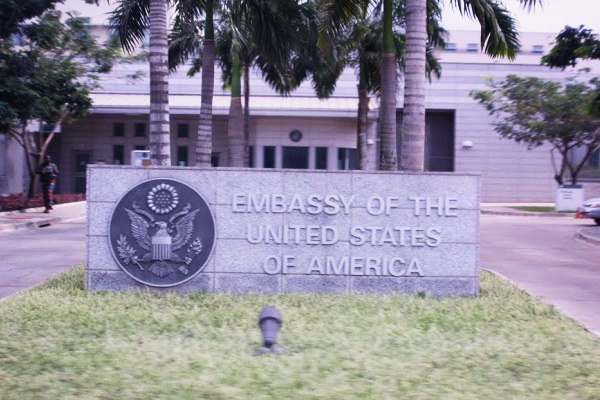 United States Embassy in Ghana