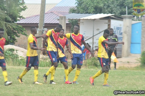 Hearts of Oak to play Susubribi in friendly
