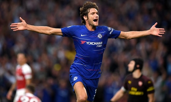 Alonso scores a winner as Chelsea beat Arsenal 3-2