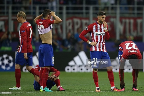 Atletico Madrid fined by FIFA