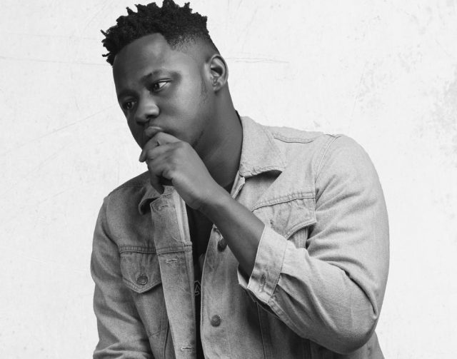 Rapper Medikal serve fans as Uber driver