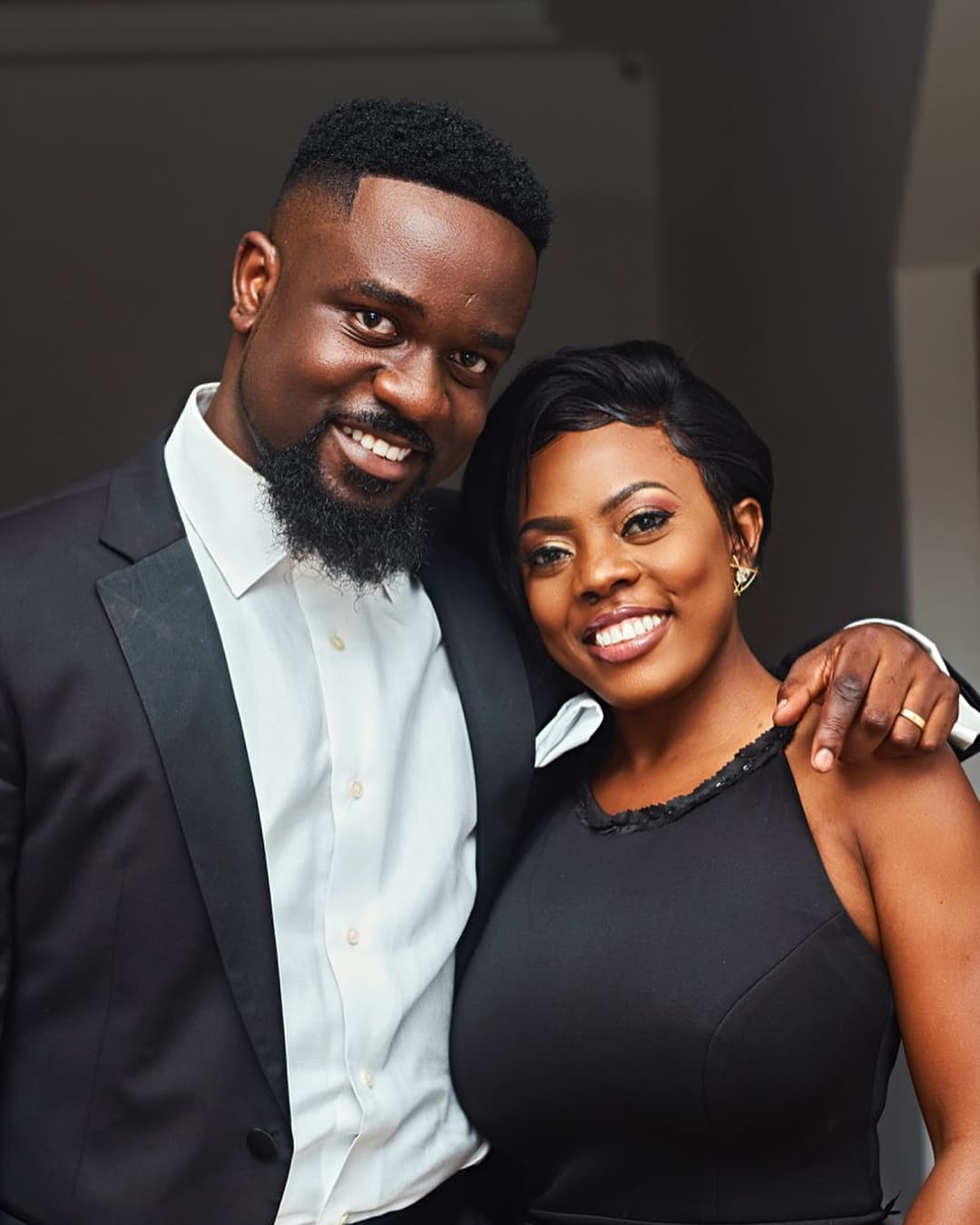 Sarkodie appoints Nana Aba Anamoah as his PRO