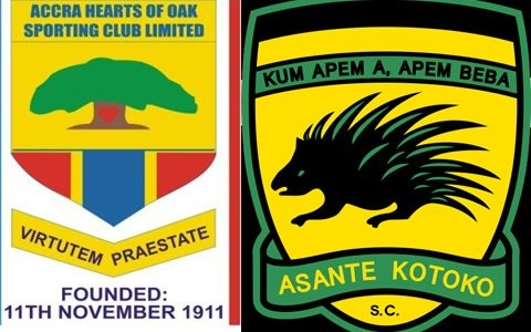 Hearts of Oak confirm rates for clash with Kotoko