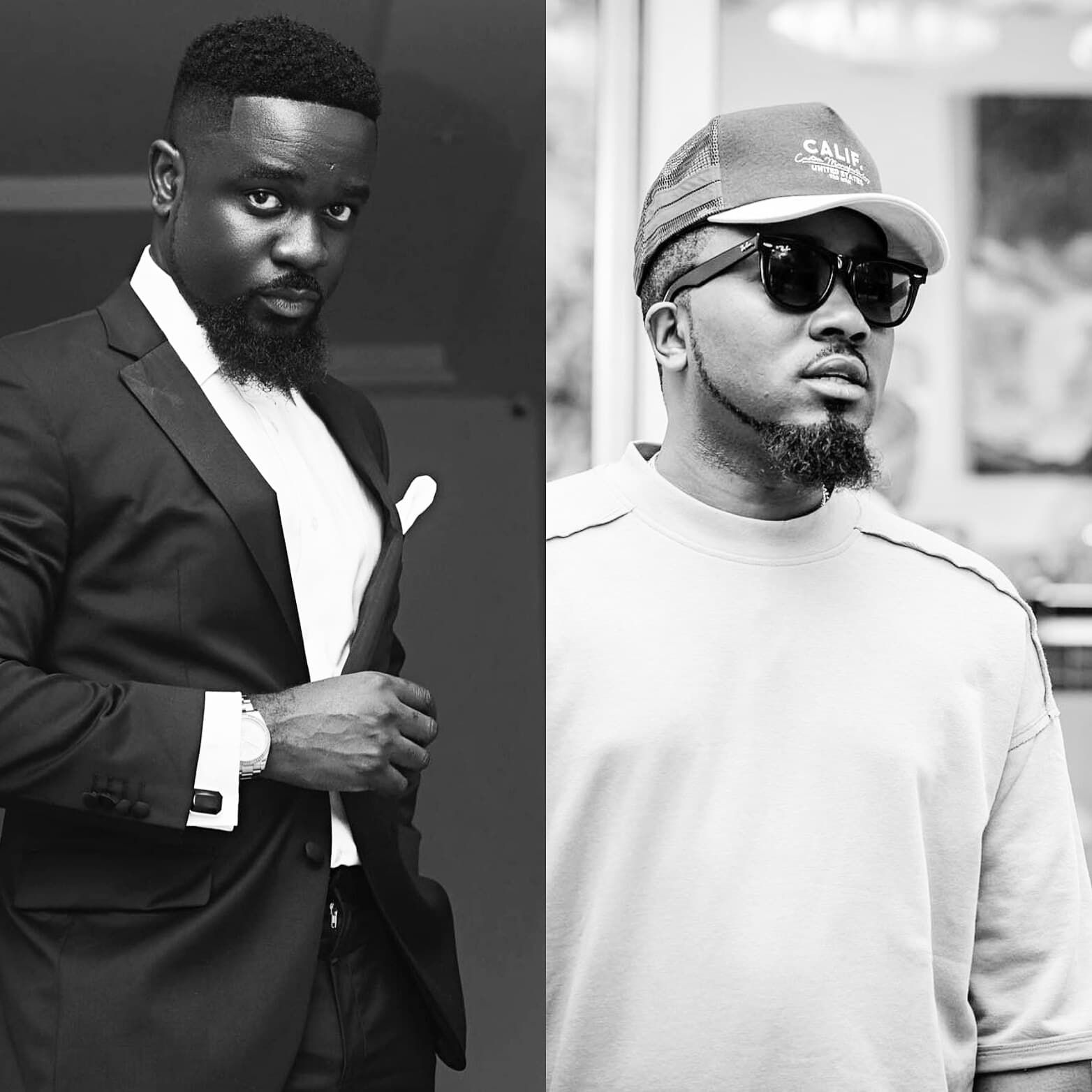 Ice Prince madly in love with Sarkodie's Jollof
