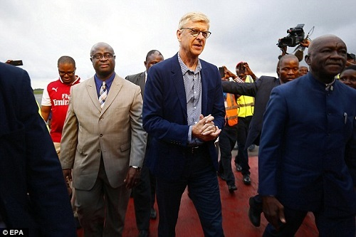 Arsene Wenger to be honoured in Liberia with Highest National Award
