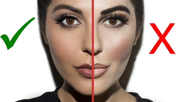 5 makeup mistakes that can make you look old