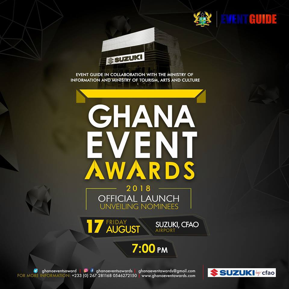 Walk With Lexis gets nomination for Ghana Event Awards