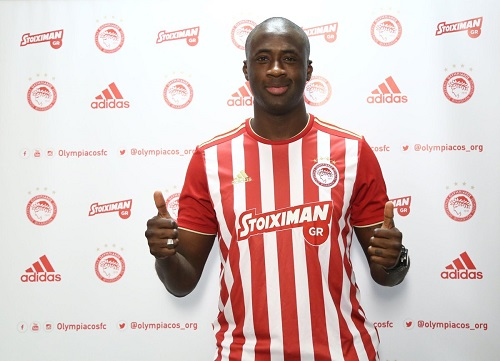 Yaya Toure joins Olympiakos