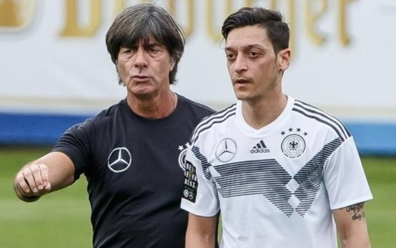 Mesut Ozil said his treatment made him