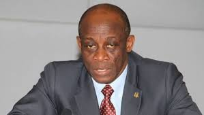 Seth Terkper, former Finance and Economic Planning Minister