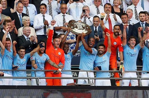 Community Shield: Chelsea 0-2 Manchester City