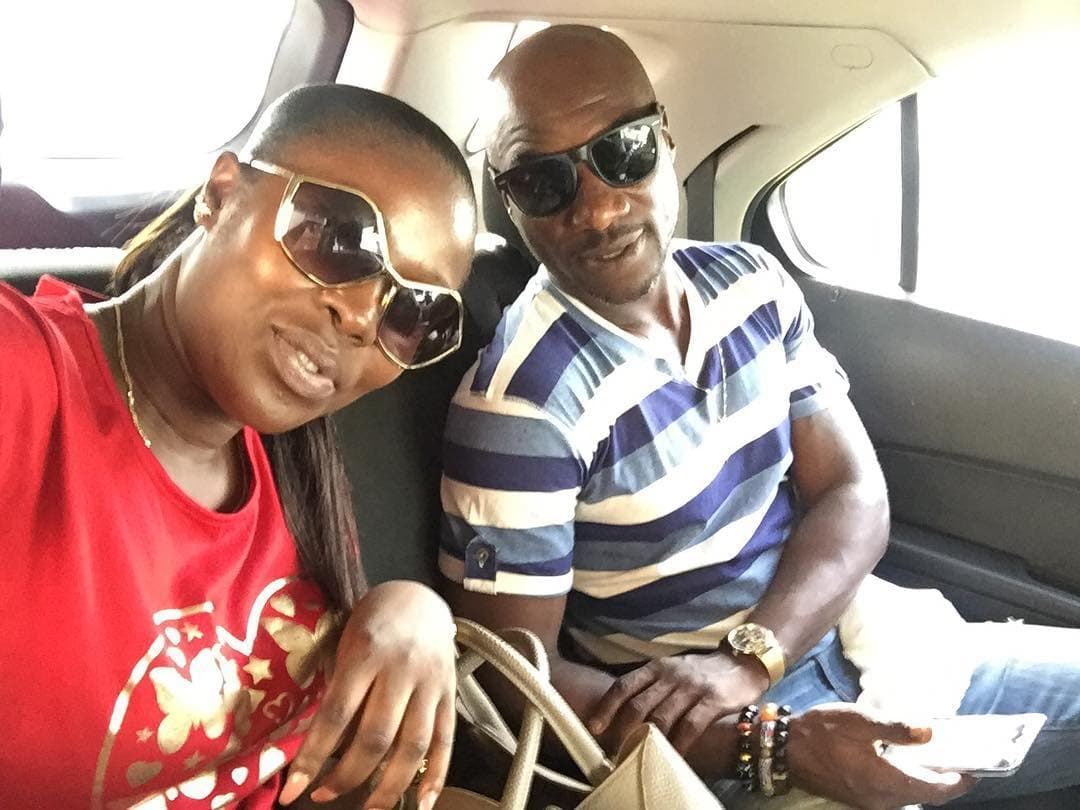 Here is why Kwabena Kwabena broke up with female manager
