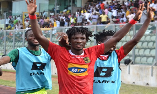 Yacouba joined Kotoko in the second transfer window in January