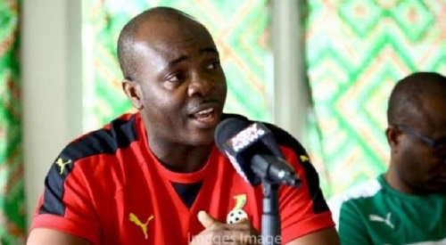 Sports Minister Isaac Asiamah