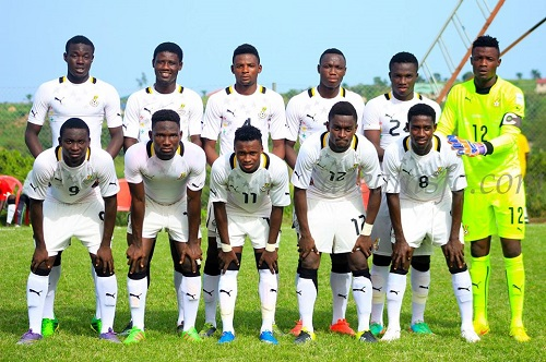 Here is the Black Satellites first XI to face Benin