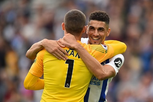 Brighton stun Manchester Utd with a 3-1 victory