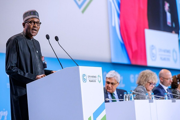 President Buhari denies being body double
