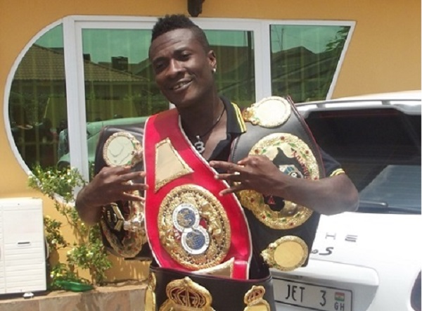 Asamoah Gyan believes boxing is currently ahead of football in Ghana