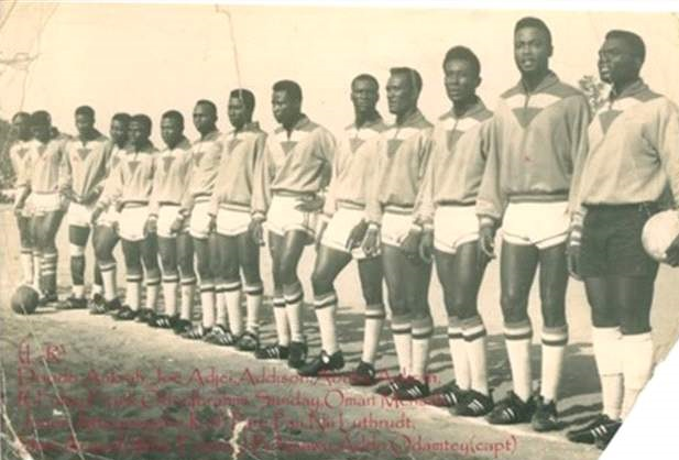 Today In History: Kotoko beat Al Ahly to win CAF Champions League
