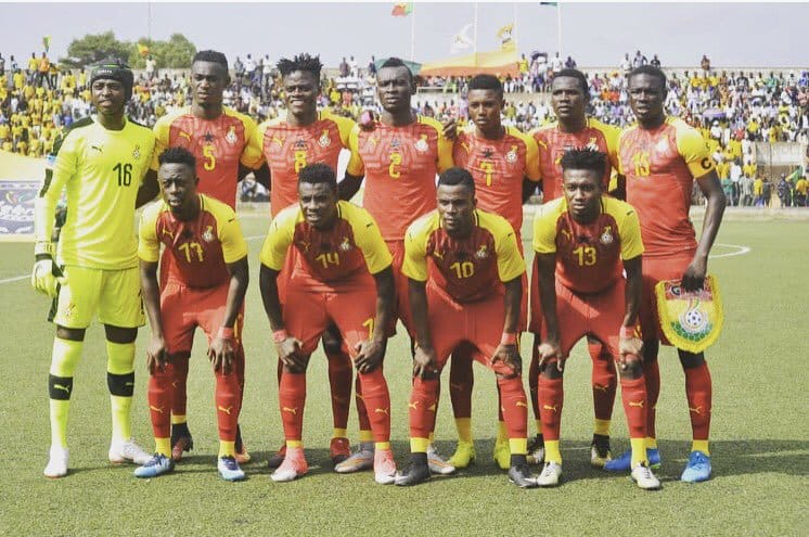 AFCON U20: Ghana pooled in all West-Africa group