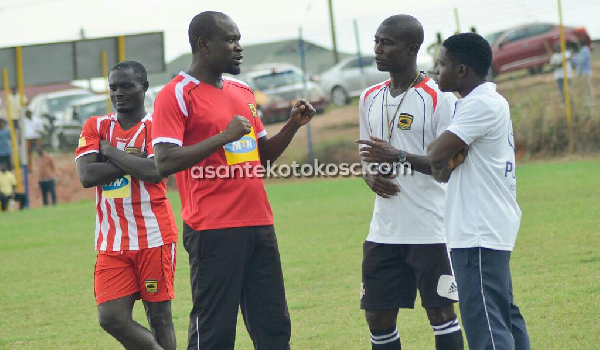 CAFCC: I don't struggle to make selections- C.K Akonnor