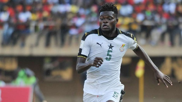 Thomas Partey dropped from CAF African Player of the Year award shortlist