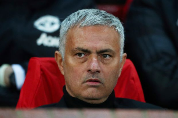 Jose Mourinho: Man Utd 'far' from being built in my image