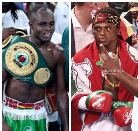 You'er not a true boxer - Gameboy punches Dogboe again