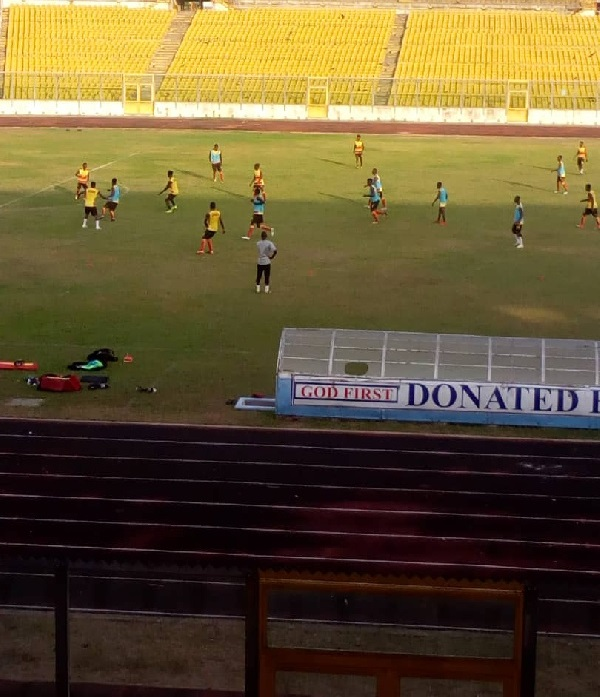 U-23 AFCON qualifier: Black Meteors hold first training session