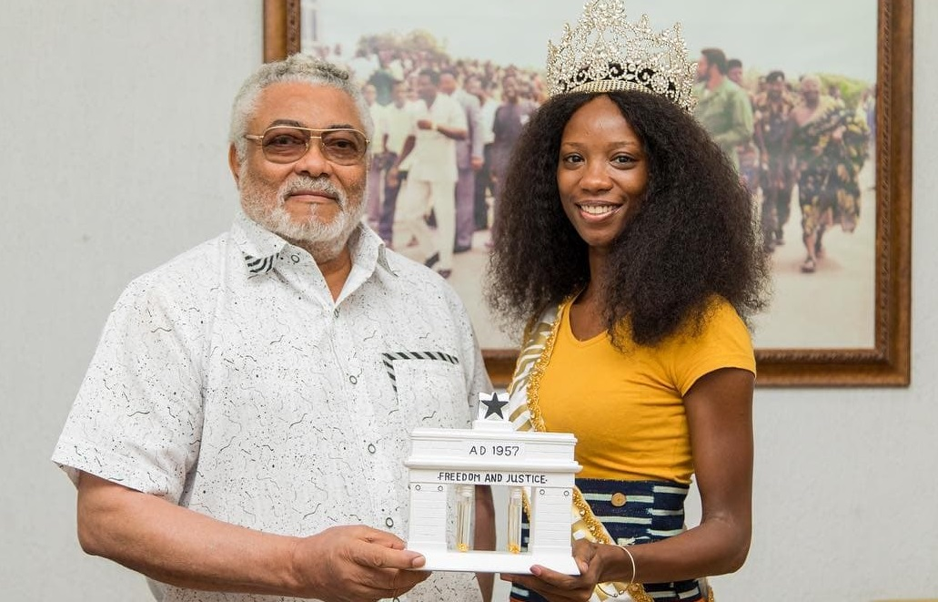 All is set for Miss Universe 2018 pageant as Akpene Diata Hoggar represents Ghana