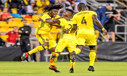 Ghanaian quartet included in Columbus Crew squad for 2019 season