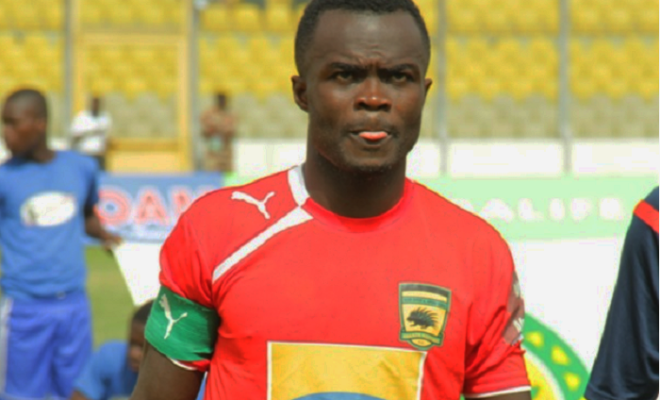 Amos Frimpong warns teammates to eschew complacency
