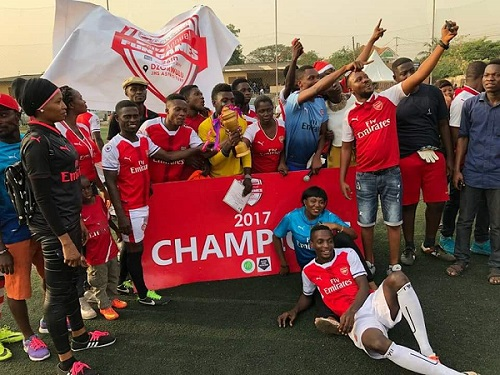 5th edition of Arsenal Ghana Annual Fun Games set for Dec. 29