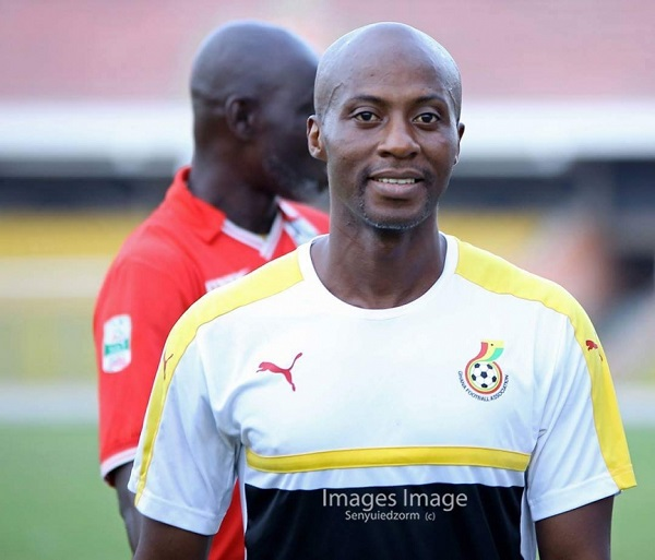 Ibrahim Tanko entreats fans in Kumasi to support Black Meteors