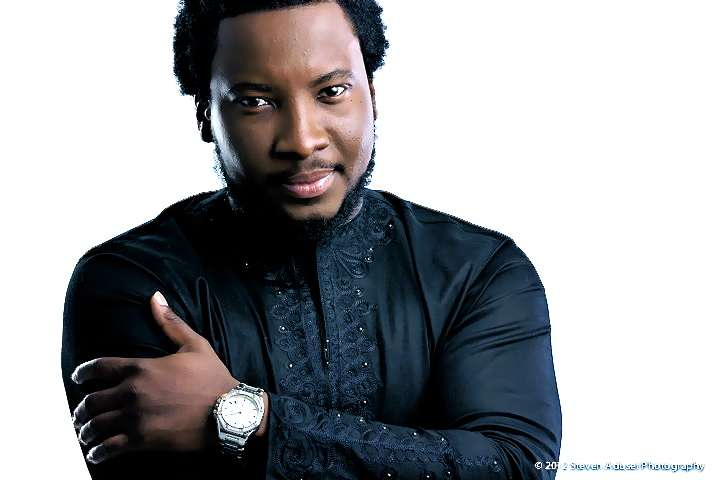 """My arrest was for a music video""- Sonnie Badu to bloggers"